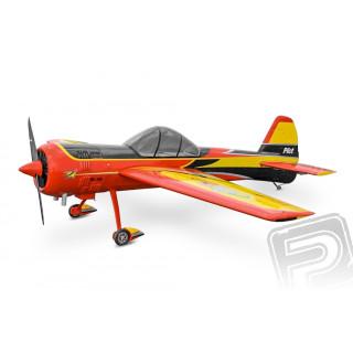 """107"""" Yak 55M scale 33% (2 700 mm) 100ccm (červeno/žlutá)"""