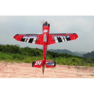 """78"""" Edge 540 V3 scale 26% (1 970 mm) 30ccm Červená"""