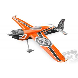 """92"""" Edge 540 V3 scale 31% (2 340 mm) 50ccm Oranžovo/Černá"""
