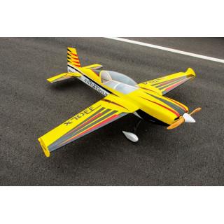 "92"" Extra 330LX 2300mm 60cc Žlutá s Pruhy"