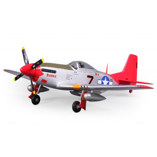 "P-51 Mustang V2 (Baby WB) ""Red Tail - Bunnie"" ARF"
