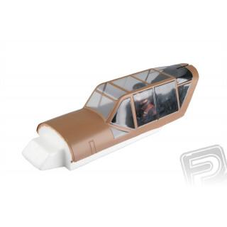 BF109 - kabina kompletní
