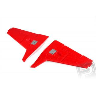 F-5E Red Suisse - křídla
