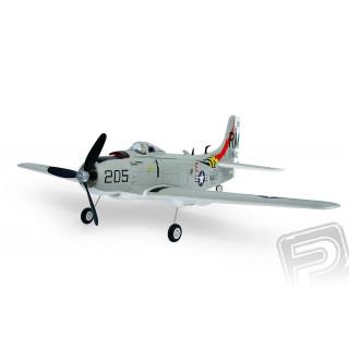 A1D Skyraider (Baby WB) ARF 750mm