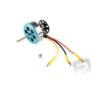 ASK 23/ASW 28 střídavý elektromotor