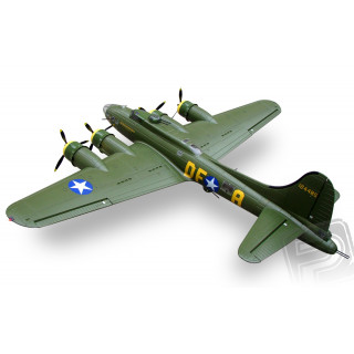 B-17F Memphis Belle 1875mm ARF