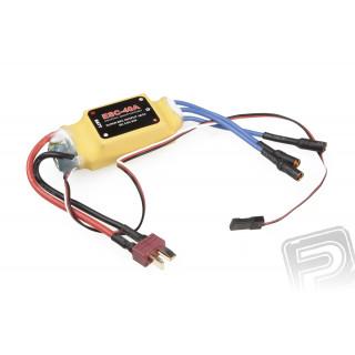 Dragonfly - elektronický regulátor otáček 40A