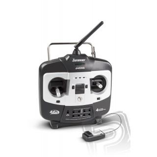 Focus - vysílač + přijímač 2,4GHz