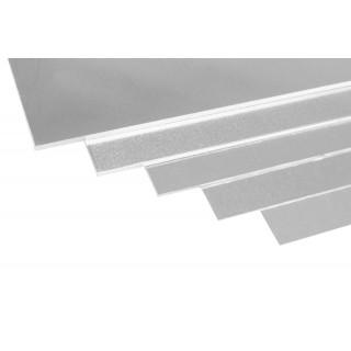 Aluminium plech 500x250x1,0 mm