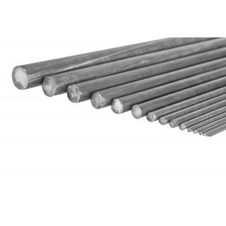 Ocelový drát 2,5 mm / 1m