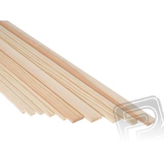 Borovicový nosník 2x4x1000mm
