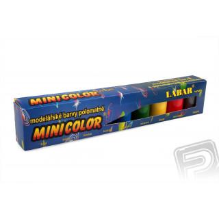 Barvy Mini Color MAT
