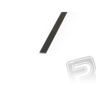 Uhlíková pásnice 0,5x3x1000 mm