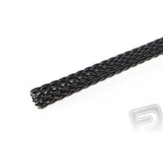 Punčochový návlek 3mm černý 25m