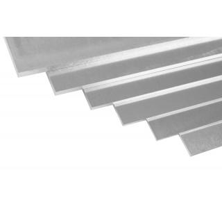 Duraluminium plech 500x250x1,0 mm