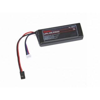 LiPo-sada RX 2/2300 7,4V s JR konektorem