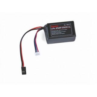 LiPo-sada RX 2/2500 7,4V s JR konektorem