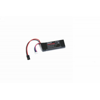LiFe-sada RX 2/1600 6,6V s JR konektorem