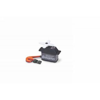 Servo HBS 660 BB, MG-Hi Volt-Brushless (tlouštka 16mm)