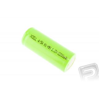 1.2V 2200mAh 4/5A článek XCELL