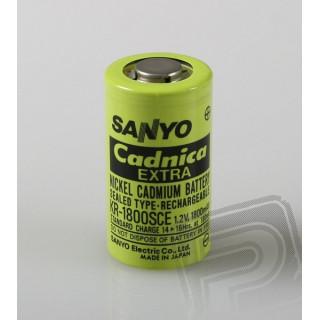 1.2V 1800mAh SCE Panasonic (SANYO)
