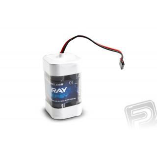 4.8V 2500AA ENELOOP Sanyo RX 4čl. přijímačový (kostka)