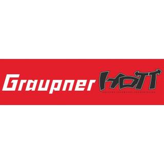 """Banner reklamní """"Graupner HOTT"""""""
