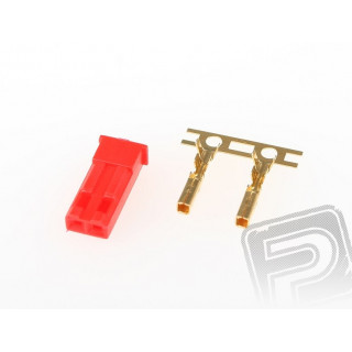 BEC konektor 1kus vč. pinů (Female/Samice)