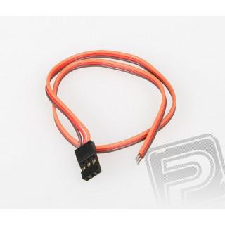 JR006 servokabel JR (PVC)