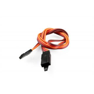 JR013 prodlužovací kabel 450mm JR s pojistkou (PVC)