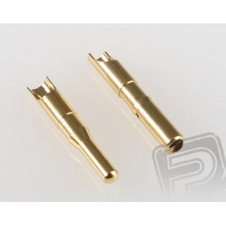 7943 2.5mm konektor 2.5mm obrácený 1 pár