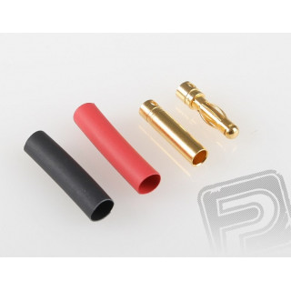 7946/100 G4.0mm STD konek.100 pár (630)