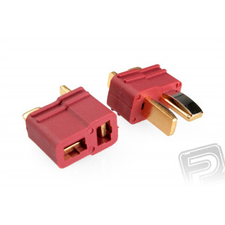79491/10 DEAN T konektor drážkovaný 10 párů
