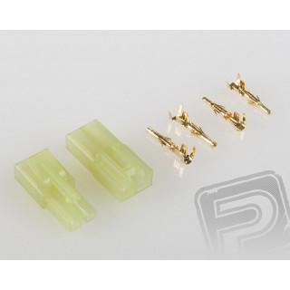 7952/100 konektor micro TAMIYA 100 párů