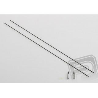 177 táhlo s kovovou vidličkou