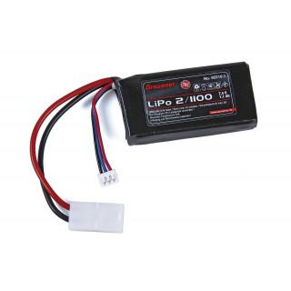 LiPo-Aku Graupner 2/1100 7,4V s TAM konektorem