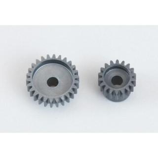 Pastorek 18 zubů (modul 48DP), 2,0mm