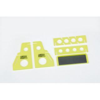 GM Racing - stojánek pro olejové tlumiče s magnetem