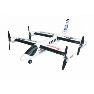 X44 elektro model, RTF