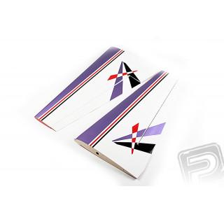 ND EXTRA 90 křídla