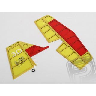 ND výškovka+směrovka AERO CRUISER BH