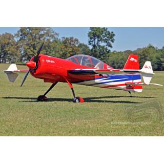 "91"" Yak 54 EXP - červená/modrá 2,31m"