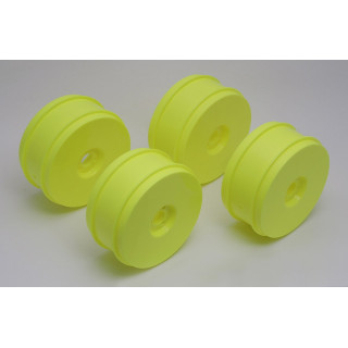 RC8 83mm 1/8 sada disků, žluté (4ks.)