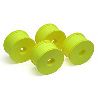 Disk kola LRP 1/8 Truggy, žluté (4ks.)