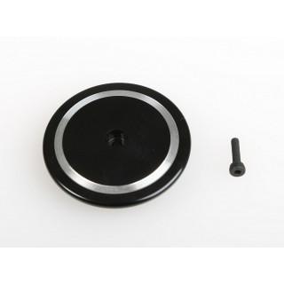 Kovový brzdící talířek