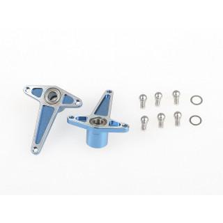 Ovládací páka klonění/modrá pro T-REX 600
