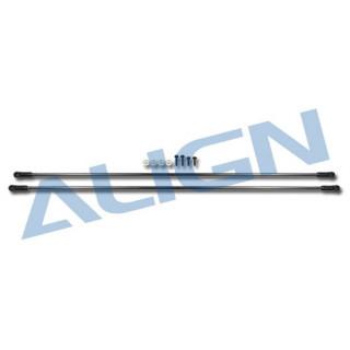 Vzpěry zadní trubky pro T-REX 600 , náhrada za AH60052T