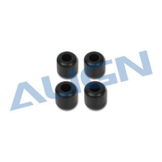Tlumící gumy podvozku pro T-REX 600