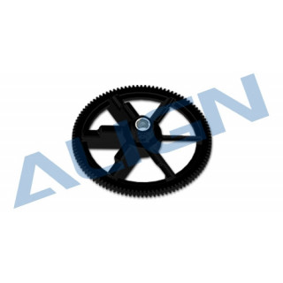 Autorotační ozubené kolo, bílé