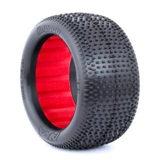 1:10 Buggy Evo Impact zadní (Ultra Soft směs) včetně červené vložky